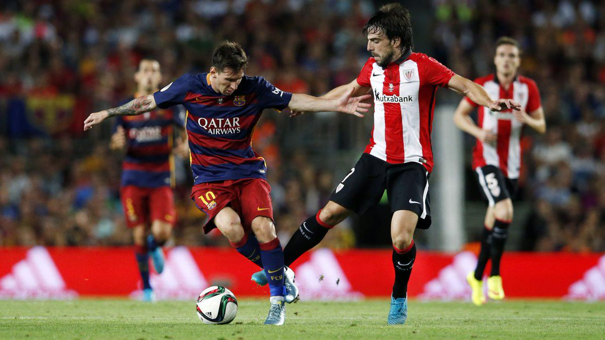 Spanish Super Cup Barça 1-1 Athletic Bilbao