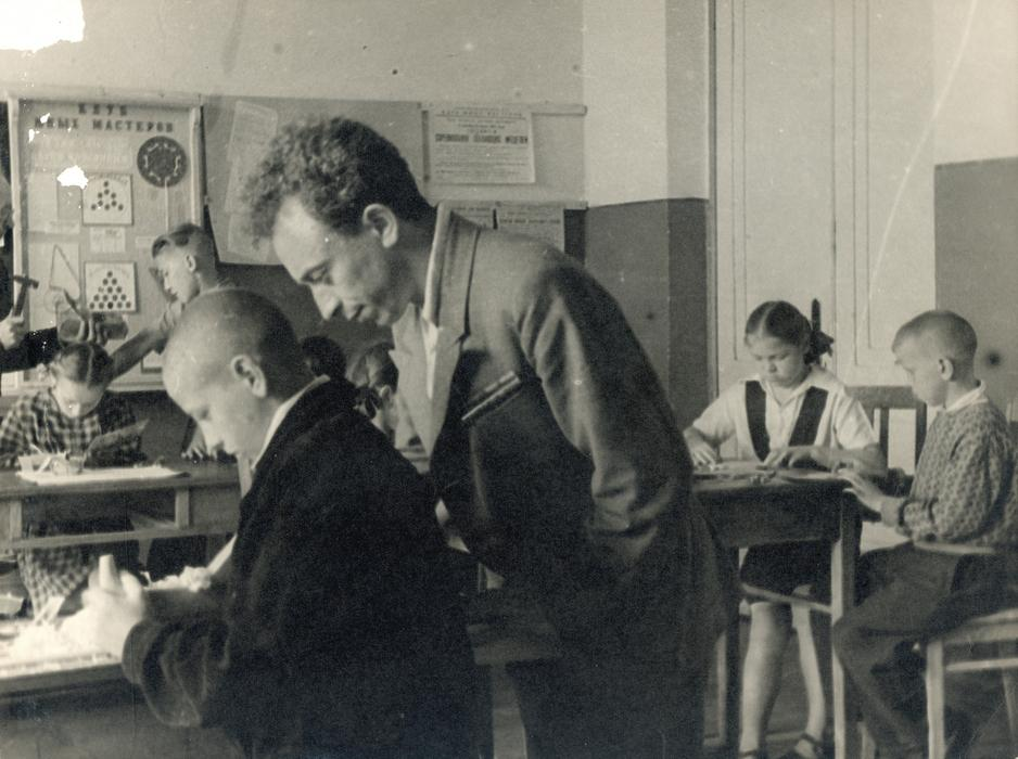 In 1948 at the russian