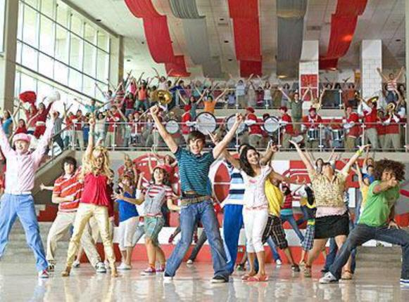 Anyone else in disbelief that is been 8 yrs since #HSM2?? I am! Shoutout to all the #wildcats out there