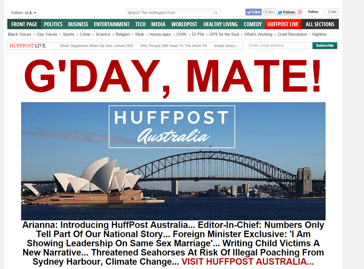 What fun! @huffpostau @HuffingtonPost http://t.co/biEsgPQ6pp
