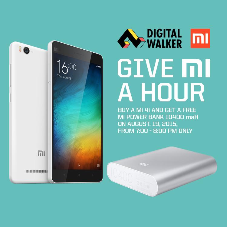 Digital Walker On Twitter It S Mi Time Buy A Mi4i At Digital