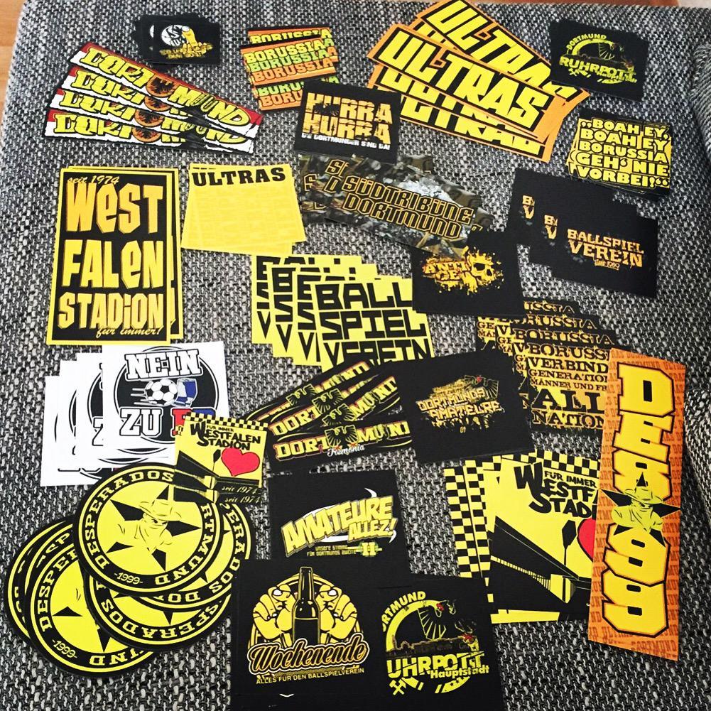 Ultras Sticker
