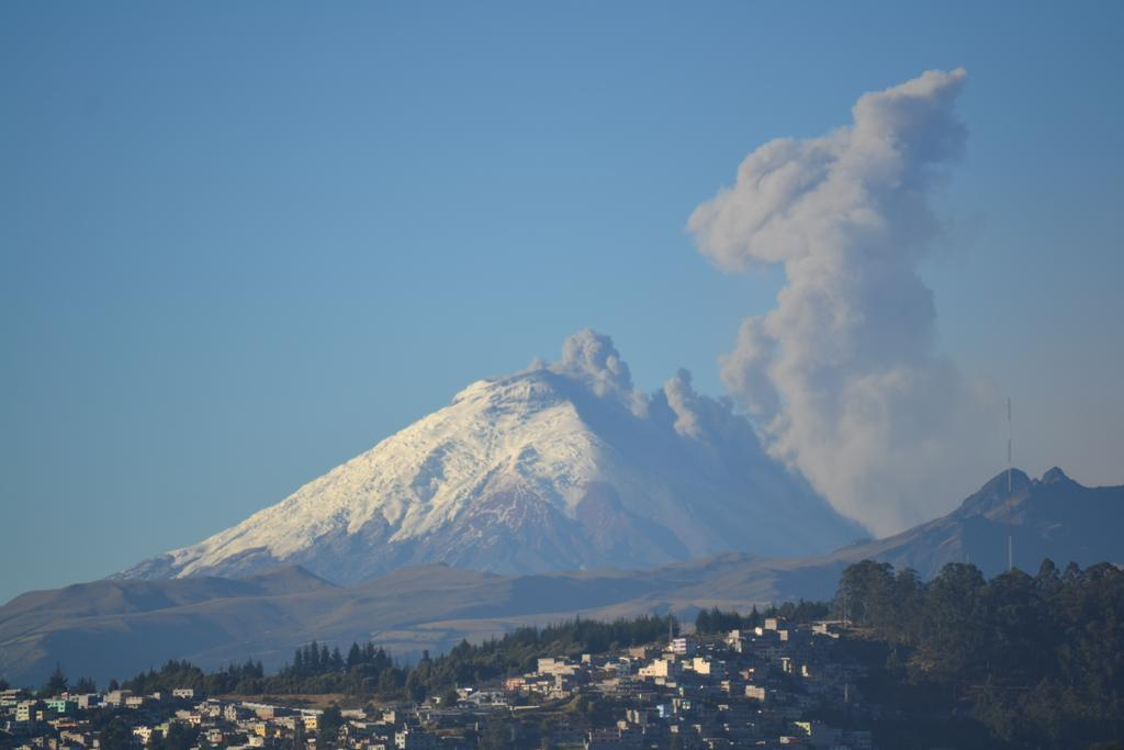 Mexico City And The Trans Mexico Volcanic Belt NDVP VolcanoCafe - Active volcanoes in mexico