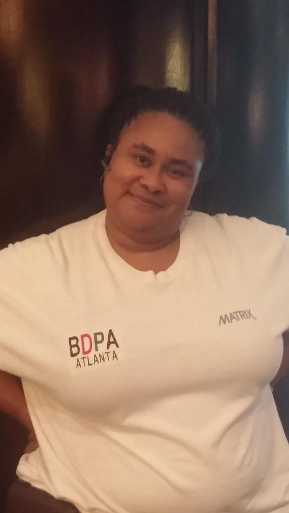 Michelle Williams is on the ground in DC and ready to welcome our HSCC students! #bdpacon15 http://t.co/zMz6xNeTpK