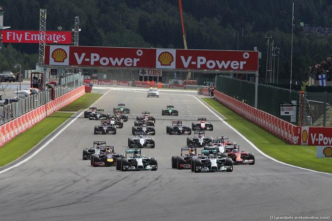 F1 GP Belgio Spa: streaming gratis rojadirecta e diretta live tv su Sky Sport. Orari prove libere, qualifiche e gara ufficiale