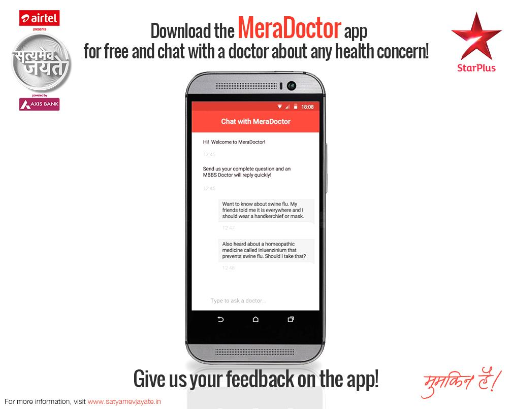 Free doctor chat app
