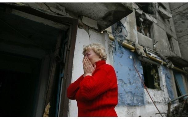 """СЦКК: Пророссийские боевики создали """"картинку"""" обстрелов в Зайцево и позвали своих """"журналистов"""" - Цензор.НЕТ 4029"""