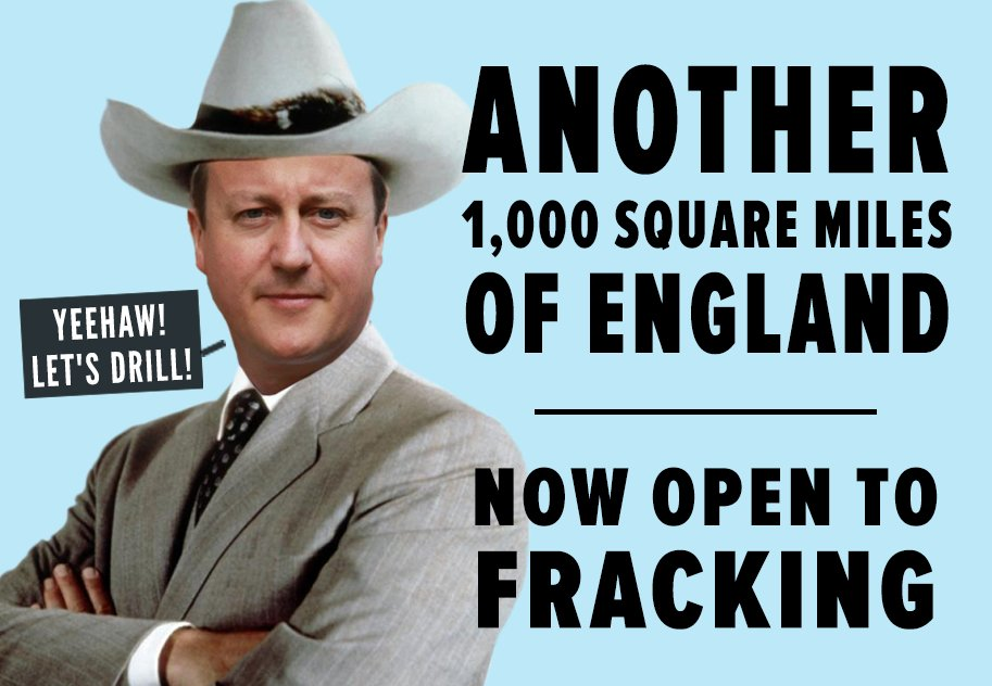 Fracking in the UK: could it happen near you?