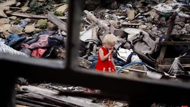 """СЦКК: Пророссийские боевики создали """"картинку"""" обстрелов в Зайцево и позвали своих """"журналистов"""" - Цензор.НЕТ 7270"""
