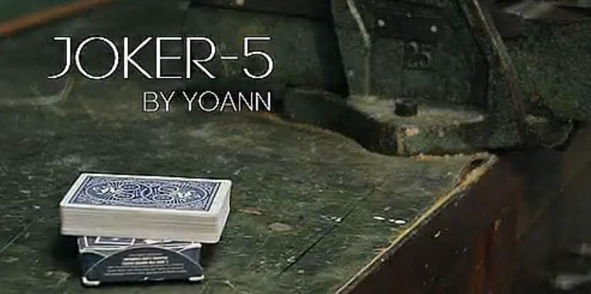 Bildergebnis für Joker 5 By Yoann F