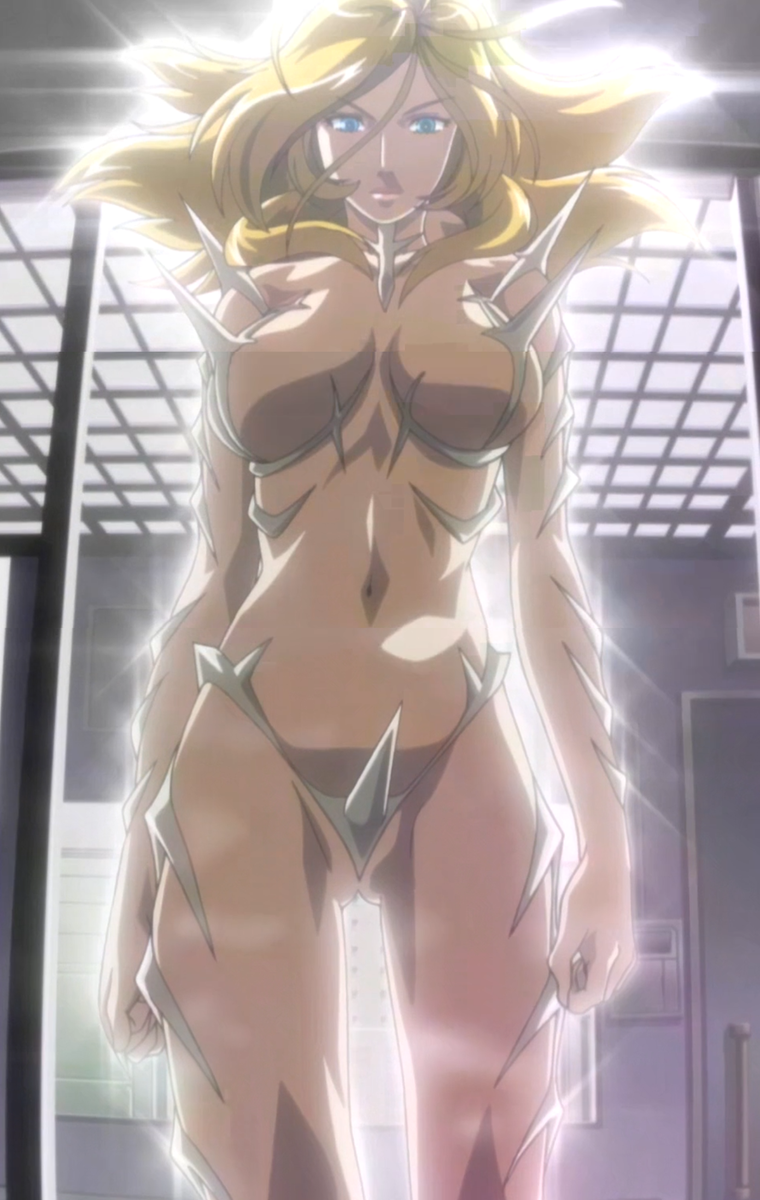witchblade anime hentai