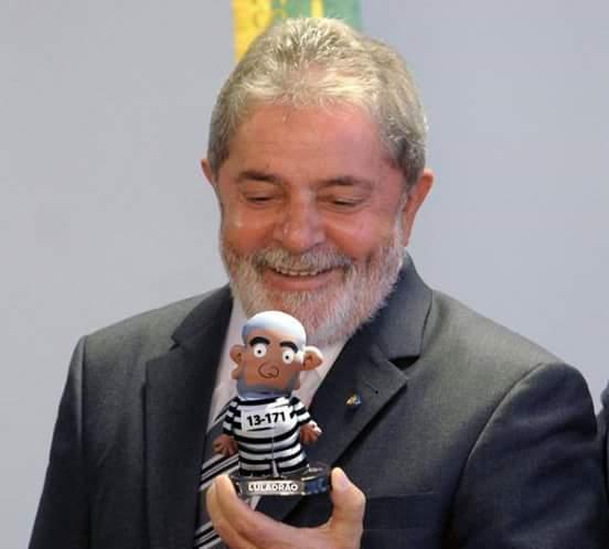 Lula Preso, STF Vacilante - A Farsa Lulista Continua