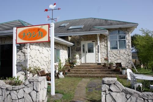 眠れないのでネットサーフィンをしていましたら、さらに眠れなくなる画像を見つけました。阿蘇と北海道のレストランのようです。行かなくてはいけない土地に熊本と北海道が加わりました。王蟲はこちら mushikurotowa.cooklog.net/Entry/65/ pic.twitter.com/4YoVHOOghI
