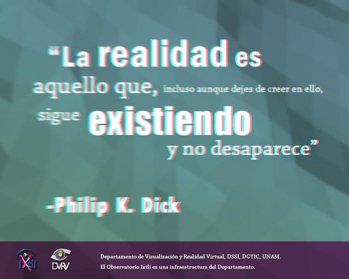Dvrv Unam On Twitter Les Compartimos Esta Frase De Philip
