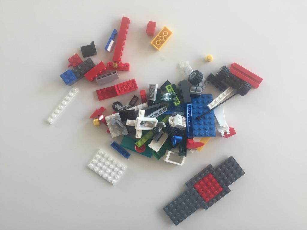 Stop, Look & Listen! Jenn+LEGO+NPR