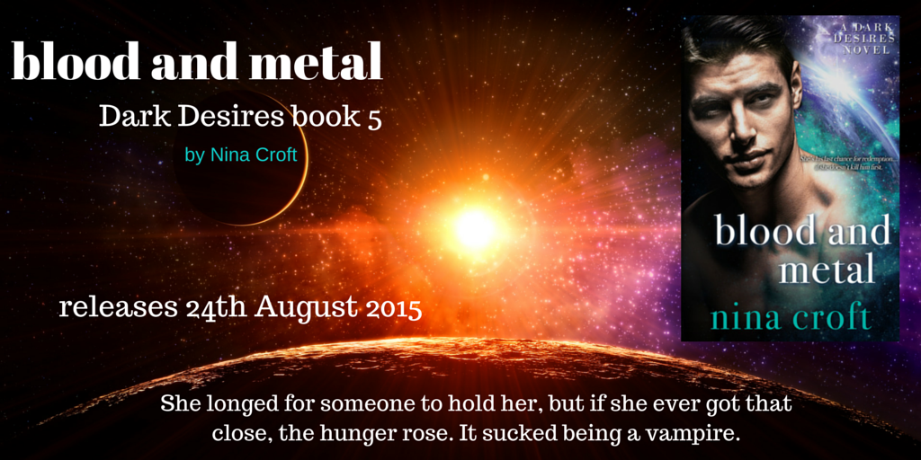 Goodreads #giveaway! Win a paperback copy of Blood and Metal by @Nina_Croft only 3 days left! https://t.co/FNsFjvIqjq http://t.co/Mq5BRVQPHS