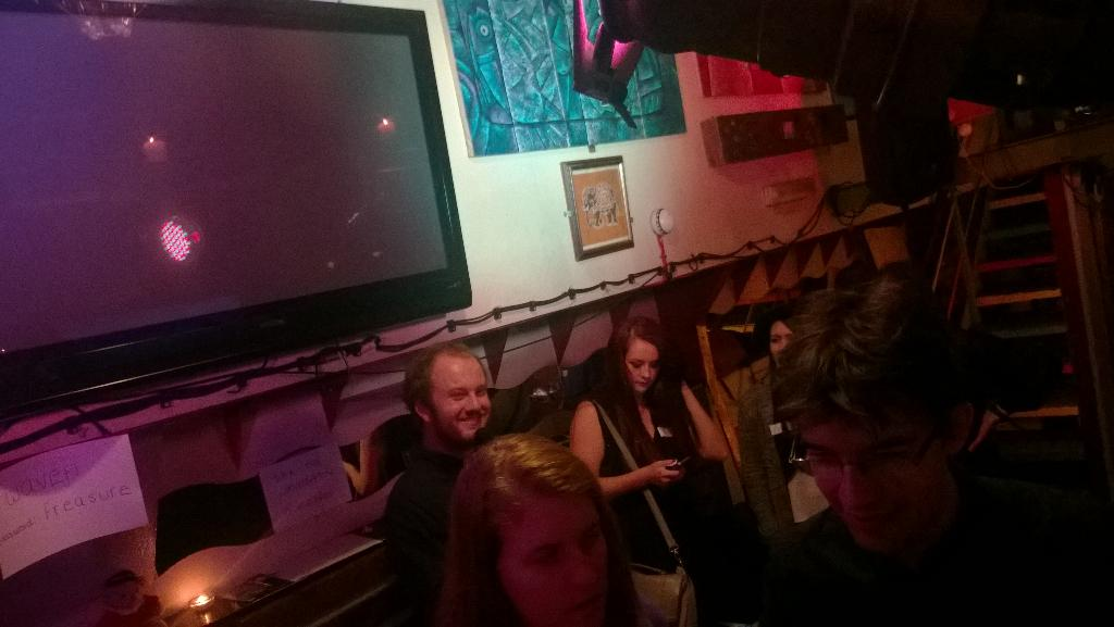 Pub quiz time! Quick, how old is the internet in days? #smlondon http://t.co/mzjdW86PIR