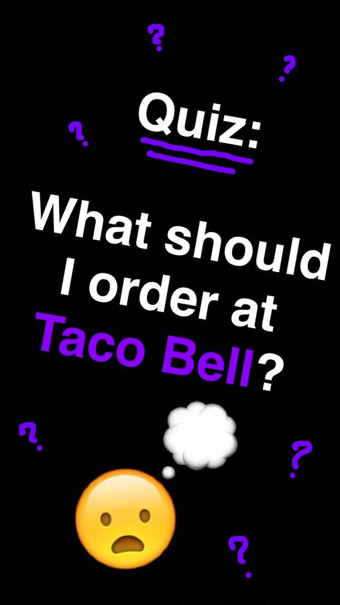 Taco usernames