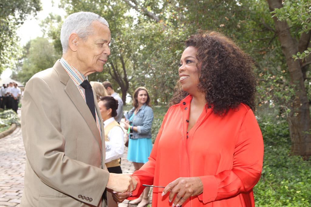 God blessed the world with Julian Bond. I am so thankful we were able to honor him last fall. A true hero. http://t.co/ampLaZ4YkH