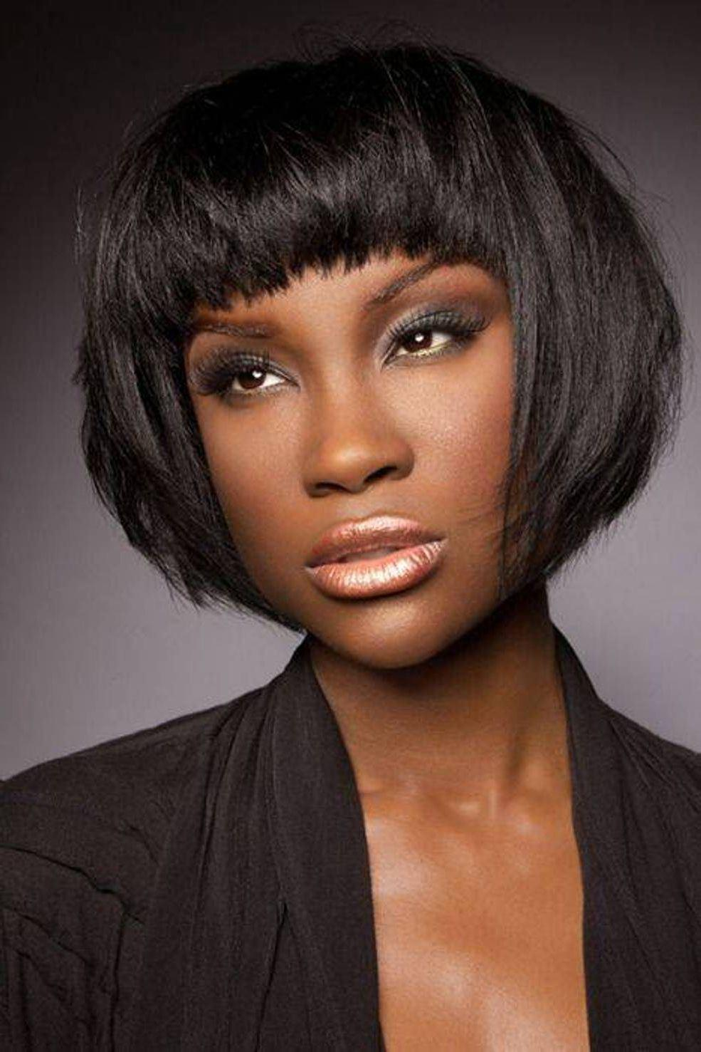 Bob Hairstyles 2016 For African American Hair Drive