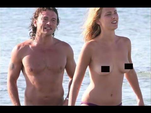 Nora arnezeders sexy topless bikini pictures are lesbiantastic newsdigest