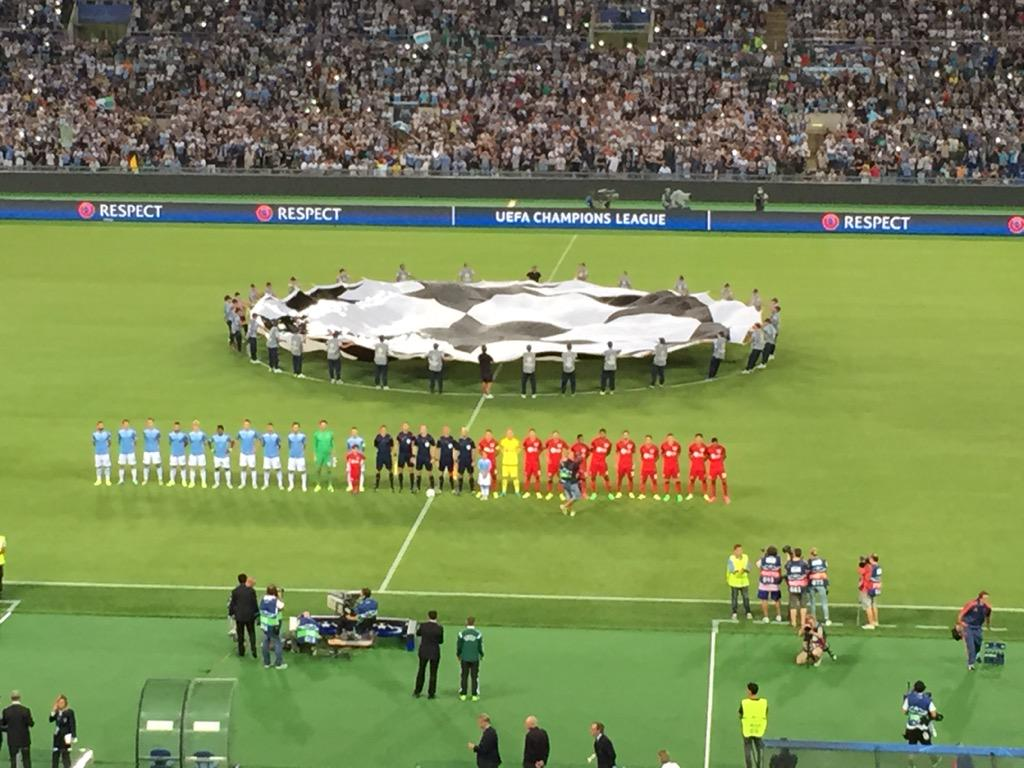 Dove vedere Bayern Leverkusen vs Lazio in diretta streaming gratis oggi