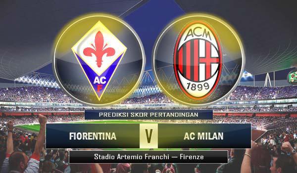 Fiorentina Milan Probabili Formazioni Calcio Serie A