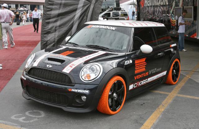 Mini Cooper Tires >> Orange Tires