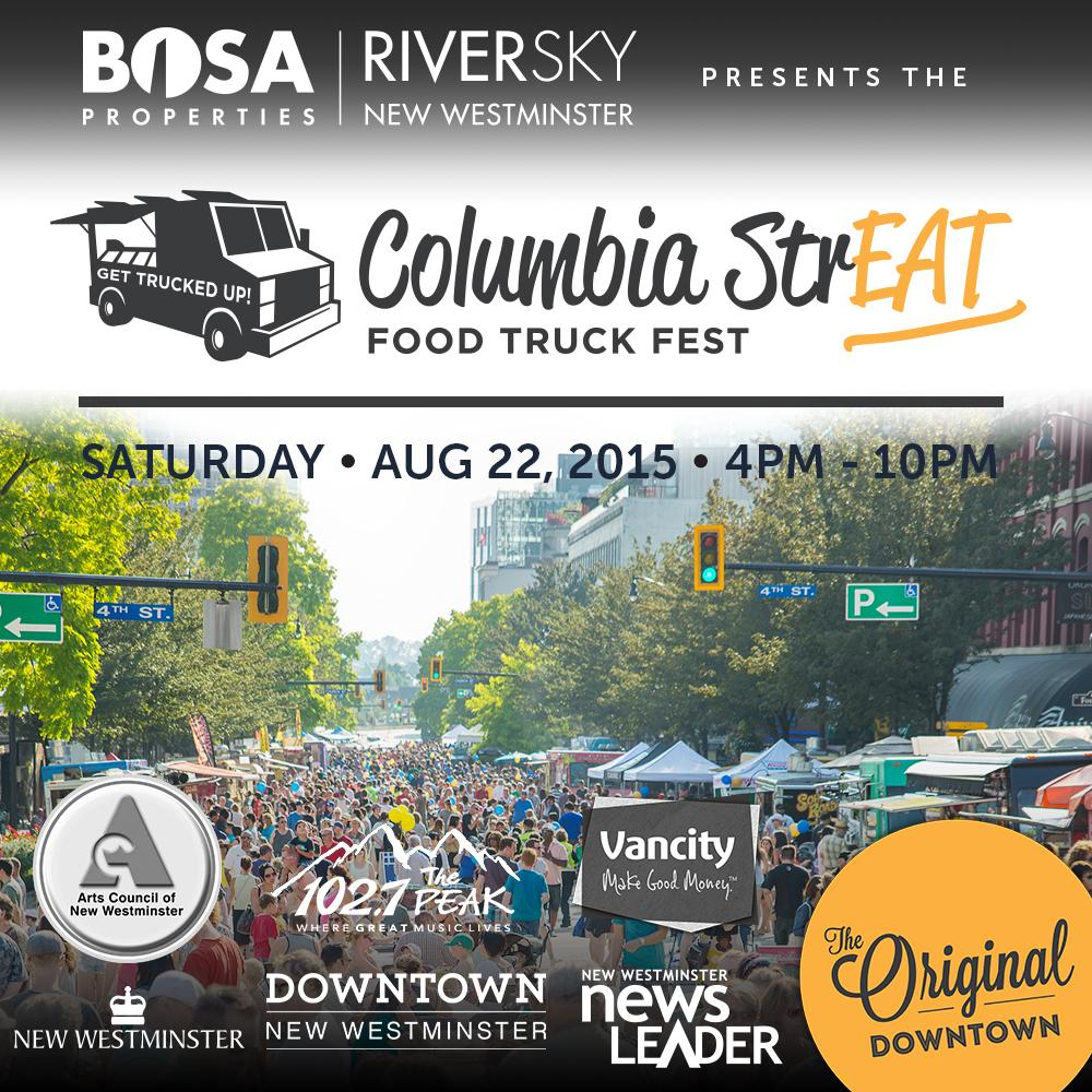 Love #foodtrucks and craft beer August 22 #GetTruckedUp! #ColumbiaStrEAT in New West http://t.co/1lS4gPI0qP http://t.co/TysNZO9LEO