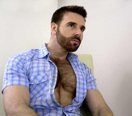 Sexy Gay Bear-7337