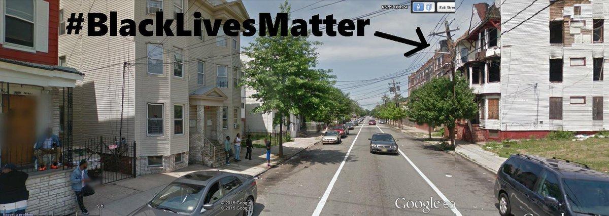 black ghettos on twitter newark blacklivesmatter to all those