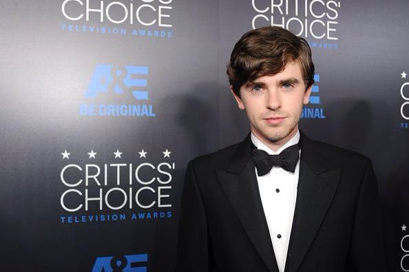 freddie highmore finding neverland