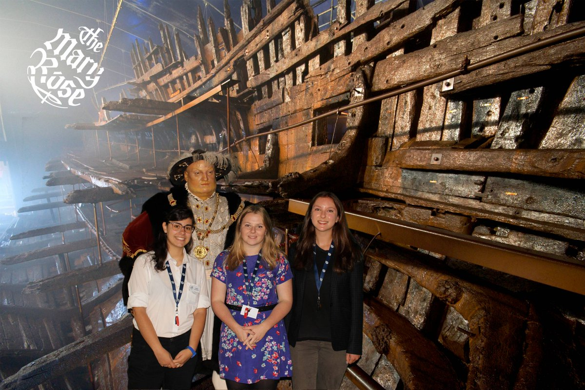 Tomorrow is #TakeoverDay on the @MaryRoseLearn Twitter to show young people what goes on behind the scenes in museums http://t.co/GCrE7OmJRS