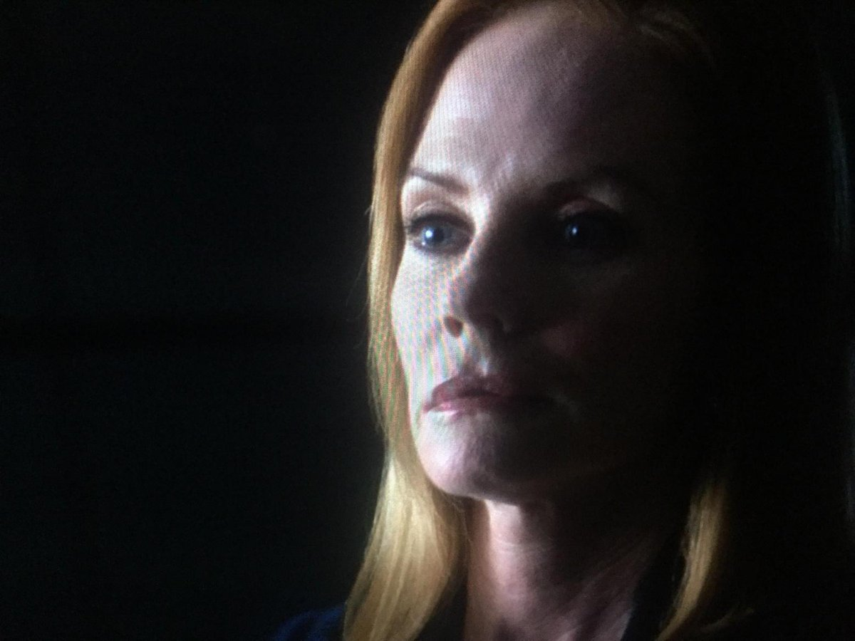 Very sad to say... Series wrap for our Queen.  Marg Helgenberger.  Marg, you will be missed.  I love you.  Anthony http://t.co/D44e7VFp5m