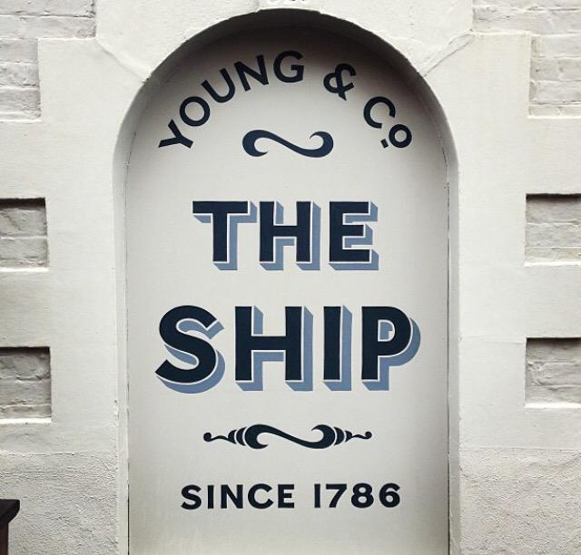 A Young's pub & proud. Visit us on @YoungsPubs day for your free pint & cake made by @eric_lanlard Sept. 17th + more http://t.co/HoTwnMf7MK