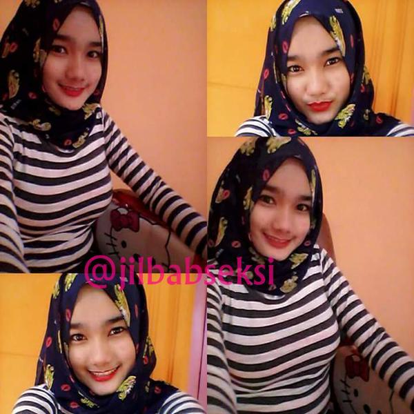 """Cewek Cantik Tetek Nya Montok: Jilbabseksi On Twitter: """"#hijab #jilbabseksi Foto Cewek"""
