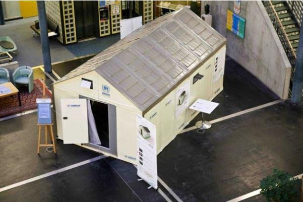 Prefabbricati Ikea per rifugiati: violano norme di protezione antincendio