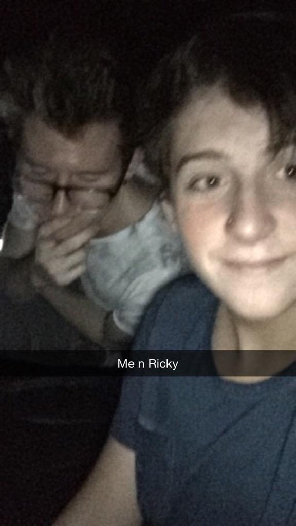 "Trevor Moran on Twitter: ""Follow me on snapchat ..."