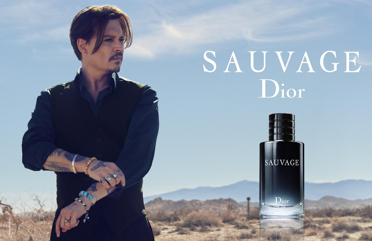 // SAUVAGE // The new fragrance by Dior. Wild at heart. Coming September 2. http://t.co/CUutepfEQW #diorsauvage