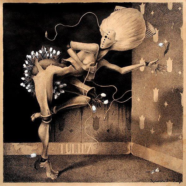 "Kim Kaos on Twitter: ""Dimitry Vorsin's Erotic and Surrealist Drawings Echo  Dali and Da Vinci #Art #Surrealism #Drawing http://t.co/cqbDH3C7yl"""