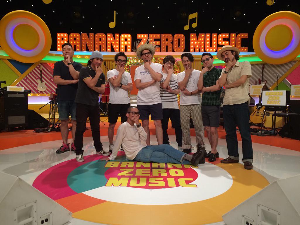 このあと22時からのNHK『バナナ♪ゼロミュージック』をマニアックに愉しむ方法としては、お!このメンバー?!こんなアレンジ?!とか色々ありますが、豪華ゲスト陣の間からの『抜かれ顔』!これアリますね。 #バナナゼロミュージック http://t.co/QJPHtRFUVP