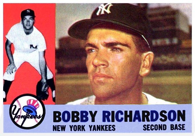 Bobby Richardson's Birthday Celebration