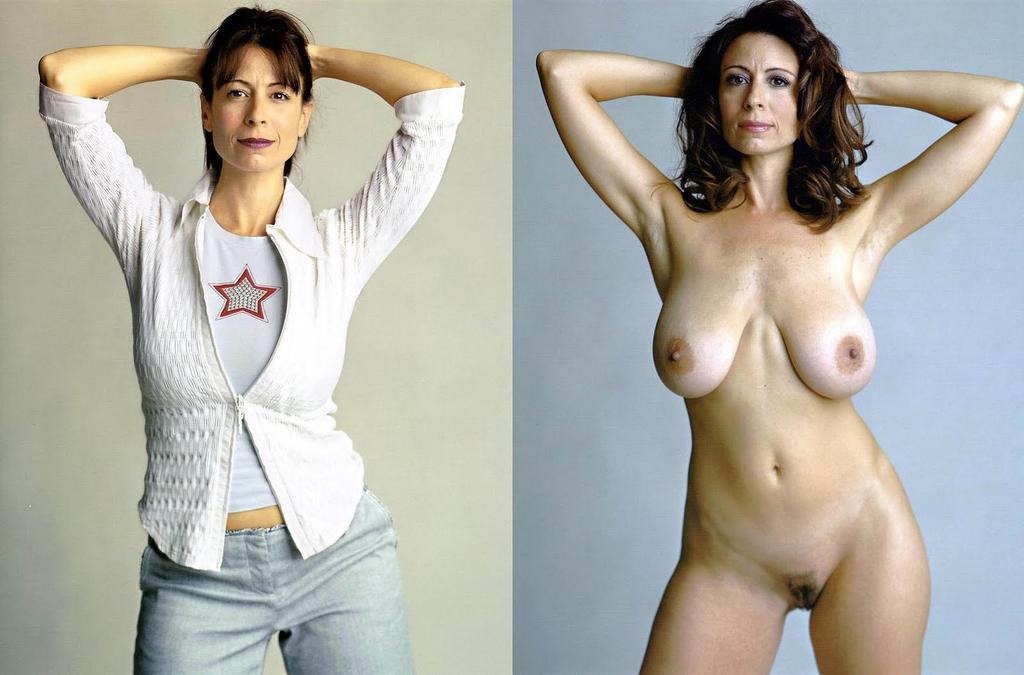 Big breast nude image-6805