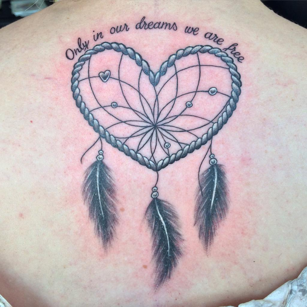 Sarah Cooper On Twitter Dreamcatcher Tattoo Design Custom