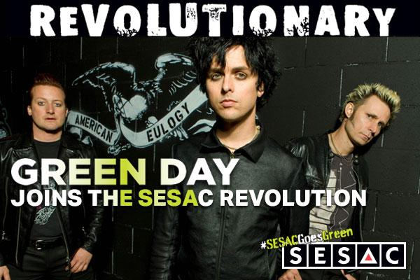 .@GreenDay joins the SESAC Revolution! #SESACGoesGreen http://t.co/1ckPgDPARb http://t.co/EF13GkZ8DW
