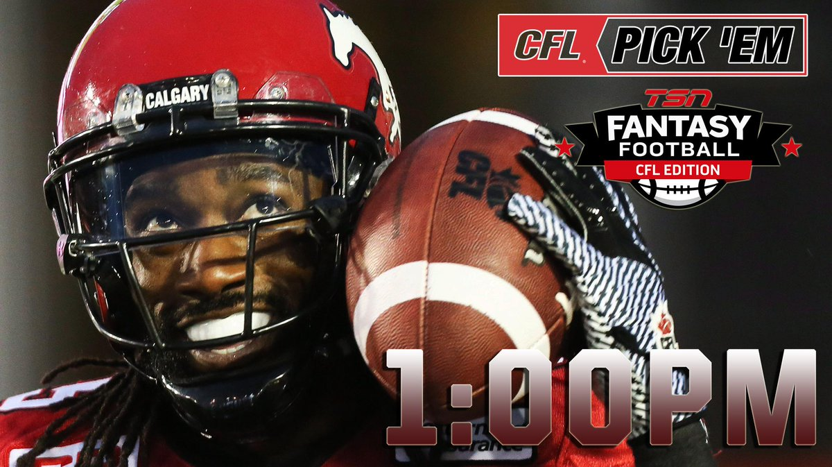 Cfl On Twitter Got Cfl Fantasy Questions Wanna Know About The Power Rankings Cfl Ca Live Chat At 1pm Et Http T Co Rvw9zsbzww Http T Co Lodjsfydwb