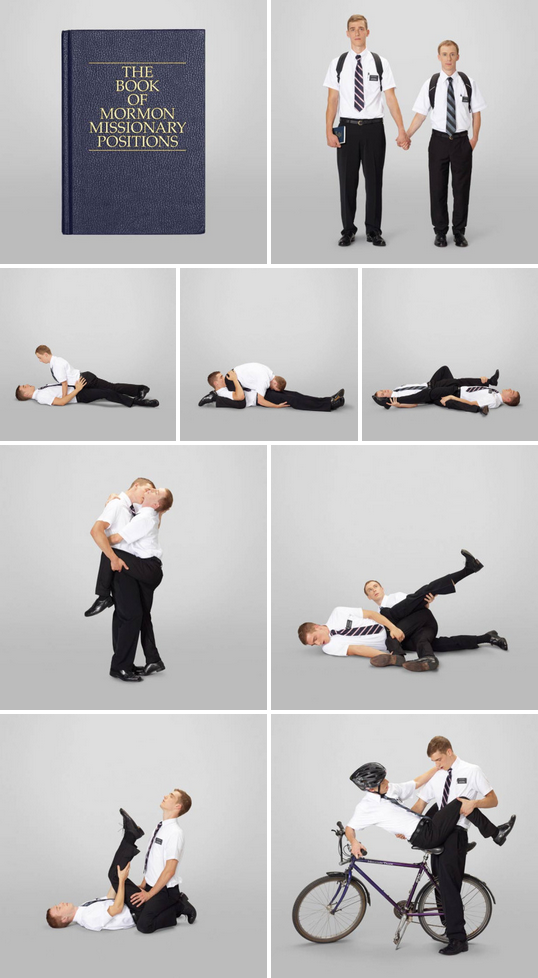position The look missionary