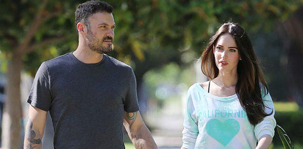 Divorzio in atto tra Megan Fox e Brian Austin Green
