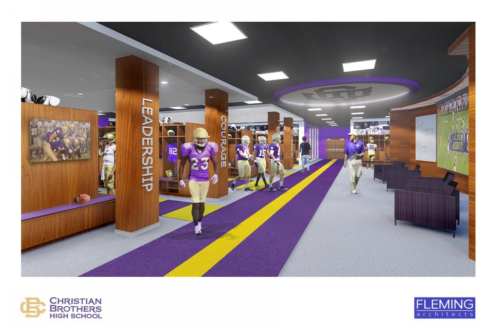 Christian Brothers High School is planning to build a new, $10 million athletics complex http://t.co/i4Hjn6KR26 http://t.co/UQ4EB9aeKK