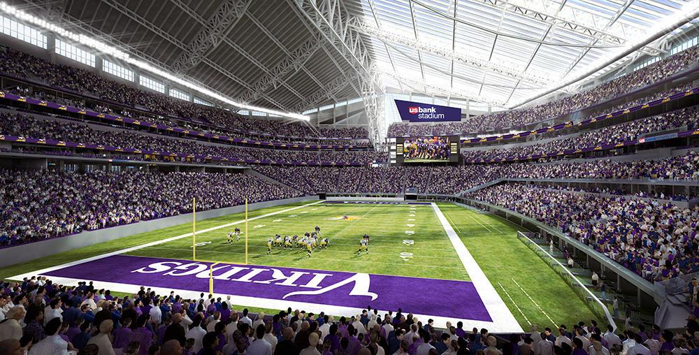 Wrestlemania Headed To Minnesota S New U S Bank Stadium
